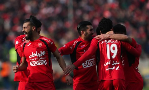 سرخابی ها در جمع برترین های هفته بیستم لیگ برتر فوتبال