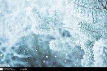 دمای 10 شهر استان کرمانشاه به کمتر از صفر درجه می رسد