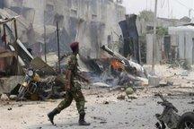 انفجار کامیون بمب گذاری شده در سومالی 40 کشته برجای گذاشت