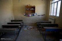 مدارس زلزلهزده ای که بوی مهر نمی دهند + تصاویر