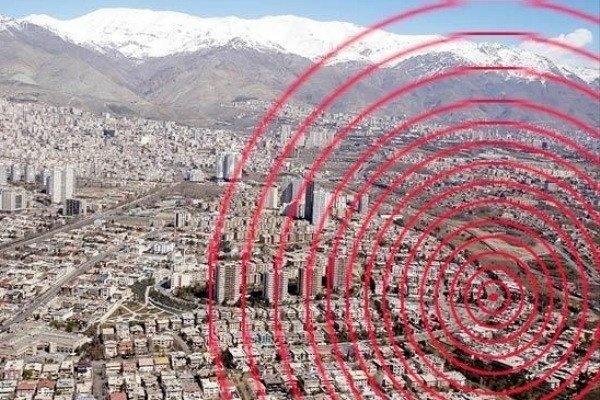 زلزله 4.4 دهم ریشتری بم را لرزاند