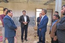 بخشدار بهمن تسریع در ساخت درمانگاه مهردشت را خواستار شد