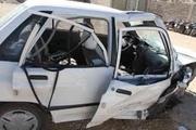 واژگونی خودرو در محور مهریز به انار یک کشته و 2زخمی برجای نهاد
