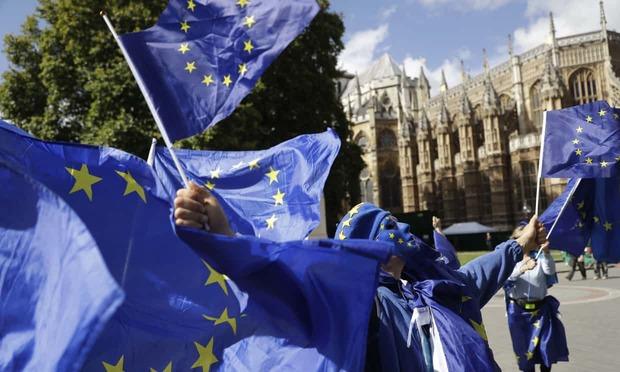 اولین گام خارج شدن انگلیس از اتحادیه اروپا+ تصاویر