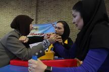 رقابت های مچ اندازی بانوان کشور در ارومیه برگزار می شود