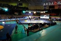 تیم بیمه رازی اردبیل قهرمان رقابت های کشتی فرنگی جام باشگاههای جهان شد