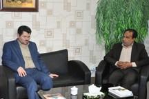 آمادگی فرمانداری زیرکوه برای کمک به ساخت کتابخانه در شهر حاجیآباد