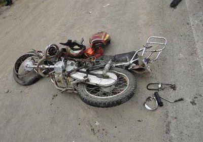 سانحه رانندگی در سمیرم جان 2 موتورسیکلت سوار را گرفت
