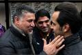 علی کریمی در کنار علی دایی؛ آشتی کنان و پایان اختلافات