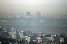 ماندگاری هوای آلوده برای سومین روز متوالی در  مشهد