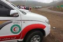 امدادرسانی به 12 مسافر نوروزی در ارتفاعات بحرآسمان جیرفت