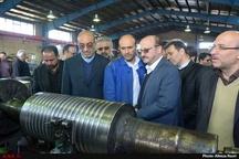 بازدید استاندار قزوین از چند واحد تولیدی در خرمدشت