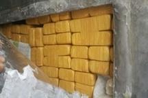 کشف یک تن و 300کیلوگرم مخدر در کرمان