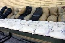 بیش از سه تن انواع مواد مخدر در داراب کشف شد