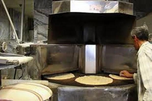 نانوایی های ماکو تسهیلات بهسازی تجهیزات دریافت می کنند