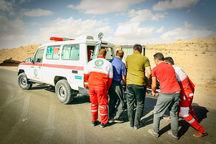 هلال احمر ایلام به ۴۸ حادثه جاده ای امداد رسانی کرد