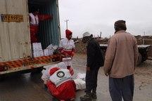 امدادرسانی در خراسان جنوبی ادامه دارد