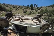 حادثه رانندگی در خلخال یک کشته برجای گذاشت