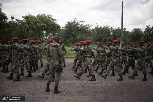 پیشروی نظامی روسیه در آفریقا و احساس خطر غرب