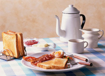 زمان مناسب برای خوردن صبحانه؟