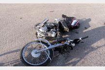 تصادف موتورسیکلت در بندر ریگ گناوه کشته و مصدوم برجا گذاشت