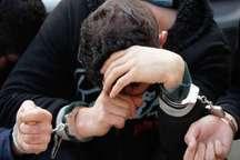 حفاران غیر مجاز در آبدانان دستگیر شدند