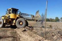 ۱۴۲ هکتار از اراضی ملی شهرستان بروجن  رفع تصرف شد