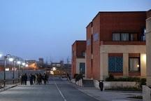 841 زائر در شب بارانی مشهد اسکان اضطراری شدند