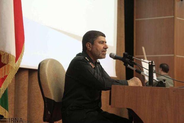 سردار شریف: سواد رسانهای مهمترین راهبرد مقابله با توطئههای دشمنان است