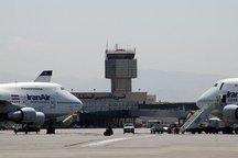 مه صبحگاهی پنج پرواز فرودگاه اصفهان را لغو کرد