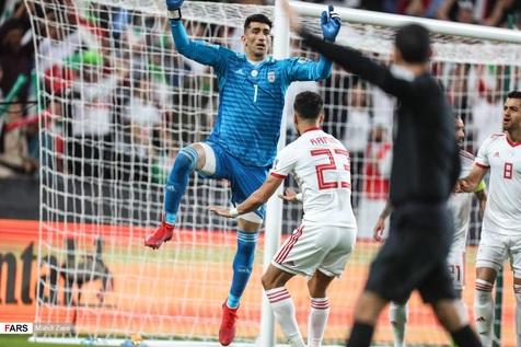 بیرانوند بهترین و مجید حسینی بدترین بازیکن ایران از نگاه «فاکس اسپورتس»