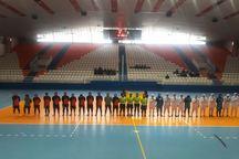 زنان فوتبالیست خراسان رضوی تیم ساری را مغلوب کردند