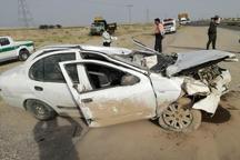 واژگونی خودرو در قوچان شش مصدوم بر جای گذاشت