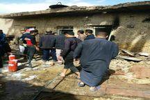 فرماندار شادگان جزئیات حادثه انفجار در دارخویین را تشریح کرد
