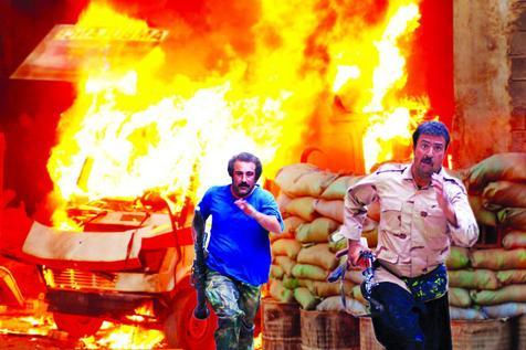 الهام غفوری: در پایتخت حتی یک گلوله واقعی هم شلیک نشد!
