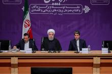رئیس جمهور روحانی: دولت بی نقص نیستیم اما هر گاه دولت و ملت کنار هم بودند، تحول بزرگ ایجاد کردیم/ امروز روز آزمایش دولت نیست، روز آزمایش همه ملت در برابر اقدامات ظالمانه آمریکا است
