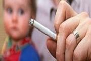 60 درصد کودکان سیگاری نحوه مصرف را از والدین آموخته اند