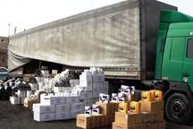 فرمانده انتظامی سمنان: 19 میلیارد ریال کالای قاچاق کشف شد