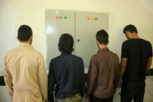 دستگیری سارقان محمولههای کانتینری در بندر عباس