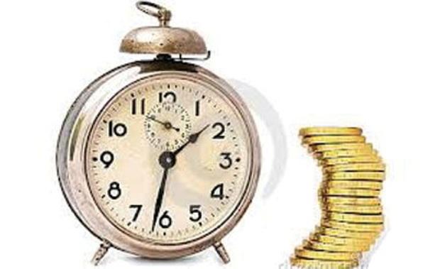 وقت طلا نیست!