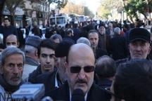 حضور باشکوه مردم در راهپیمایی 22 بهمن وفاداری مردم به انقلاب را ثابت کرد