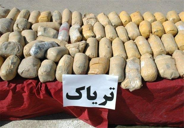 342 کیلوگرم مواد مخدر در یزد کشف شد