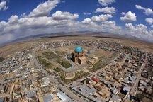 94 درصد زمین های سلطانیه در حریم میراث فرهنگی قرار دارد
