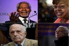چهره های سیاسی ای که در سال 2018 فوت شدند