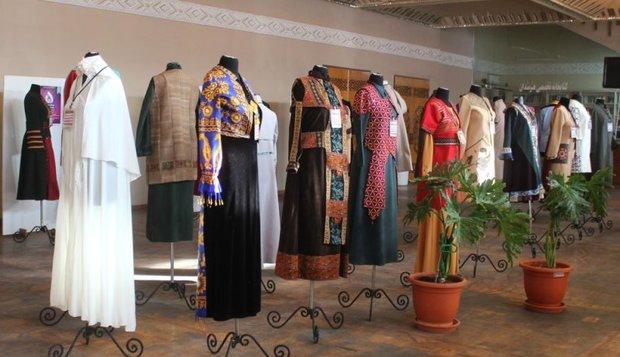 برگزاری نمایشگاه مد و لباس اسلامی ایرانی در گلستان