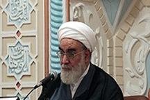 آیت الله محمدی گلپایگانی مردم دلسوزانه پای این انقلاب ایستاده اند