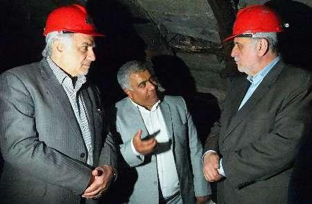 رئیس هیات عامل ایمیدرو:دردولت یازدهم20هزارشغل درحوزه معدنی ایجاد شد