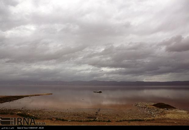 بارندگی جان تازه به تالاب های فارس بخشید