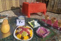 جشنواره بزرگ غذای سالم در گچساران برگزار شد