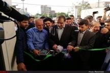 مراسم افتتاح چندین طرح درمانی و بهداشتی با حضور وزیر بهداشت و درمان در دزفول